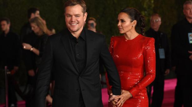 How Matt Damon Met His Wife is as Sweet as it is Random