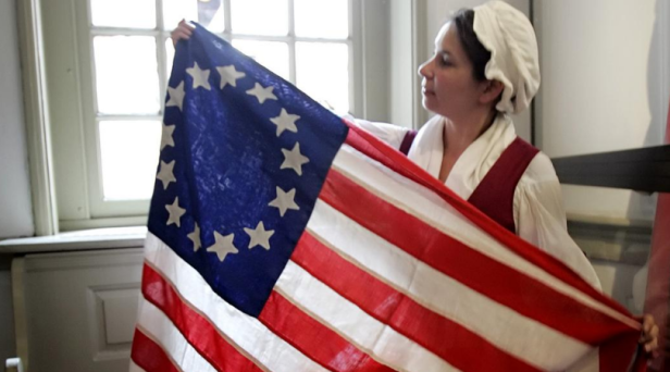 Did Betsy Ross Really Create The American Flag?