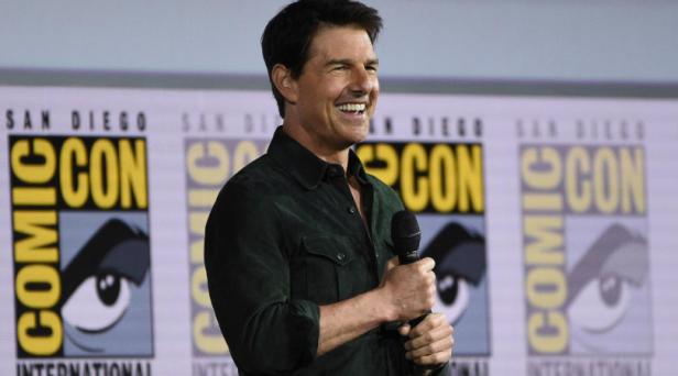 Tom Cruise's Daughter Looks Exactly Like The Hollywood Actor