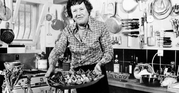 How Julia Child Went From the CIA to The French Chef