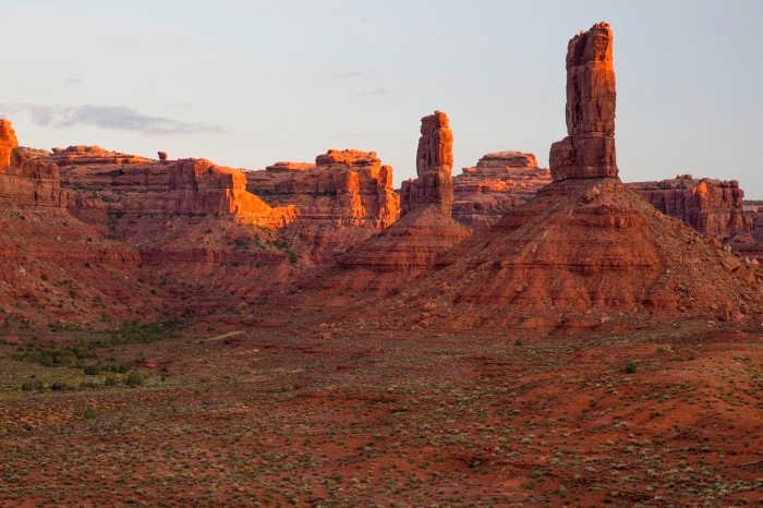Utah's Valley of the Gods Lives Up to its Epic Name