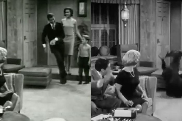 Did You Catch the Two Different Opening Credits of the Dick Van Dyke Show?