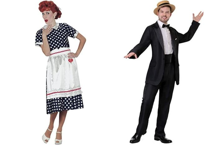 'I Love Lucy' Fans Will Love These Lucy and Ricky Halloween Costumes