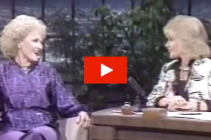 "Joan Rivers Hilariously Tells Betty White 'She's Doing Well for Her Age' on ""The Tonight Show"""