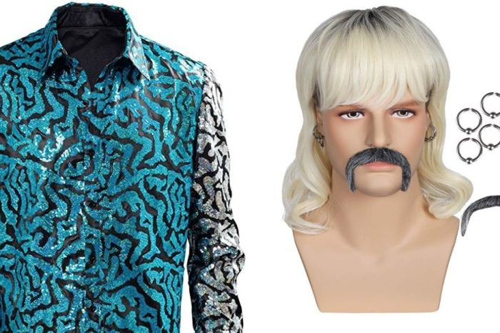 Carole Baskin Would Not Approve of This Joe Exotic Halloween Costume