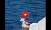 Little Girl Greece Ocean Rescue