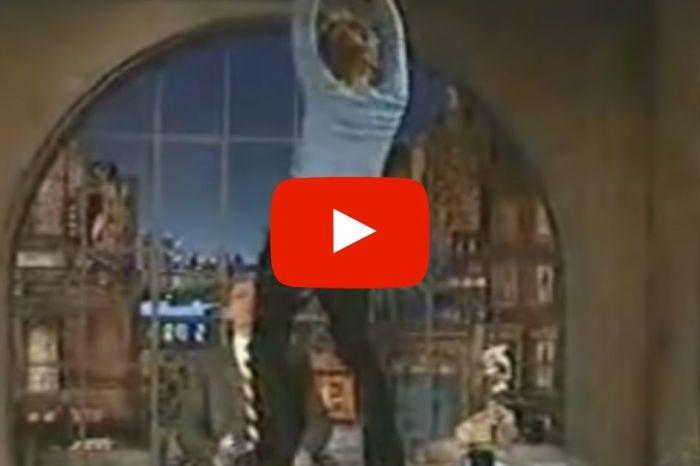 Remember When Drew Barrymore Flashed David Letterman on Live TV?