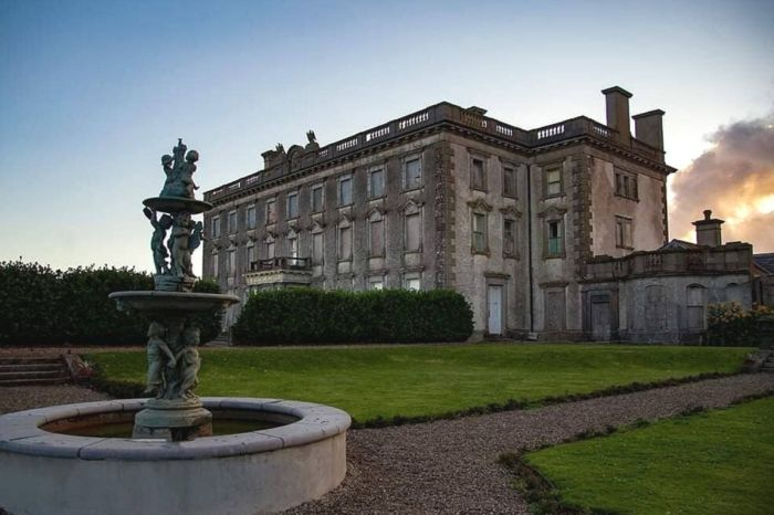 Loftus Hall: Irelands Most Haunted Mansion 'Where Devil Lived' is For Sale