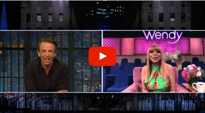Wendy Williams Admits to Spying on Her Neighbor While He Showers