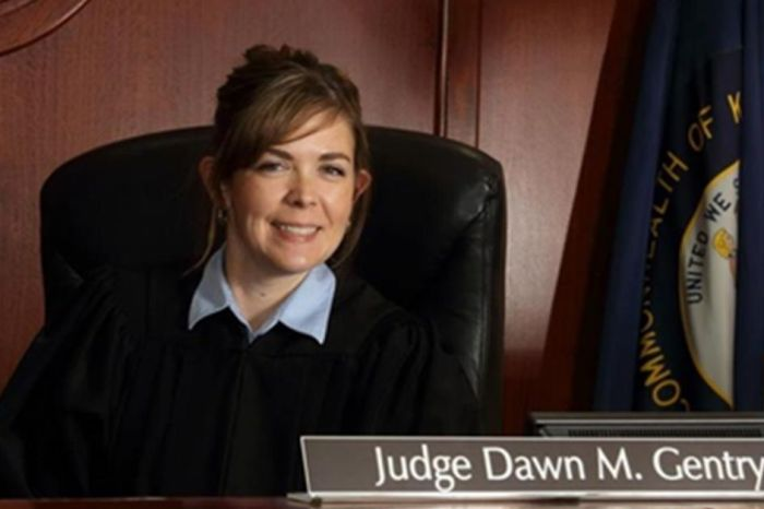Family Court Judge Accused of Having Drunken Threesomes in Her Office Gets Fired