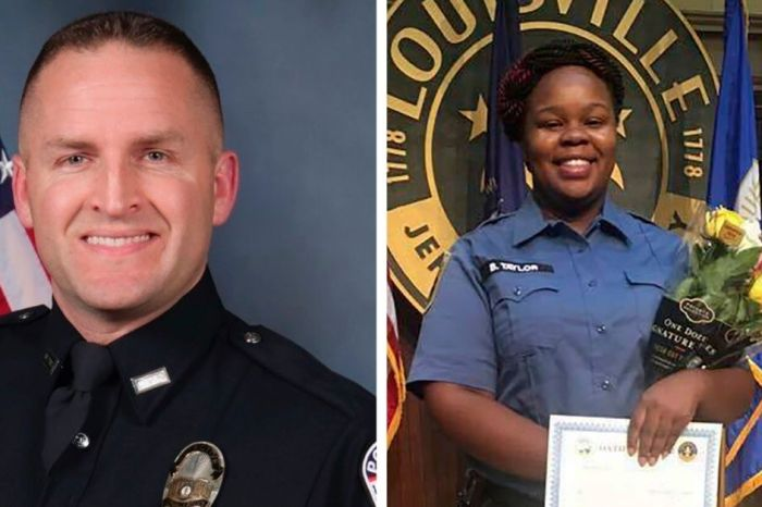 Louisville Officer Indicted on Criminal Charges in Breonna Taylor's Case