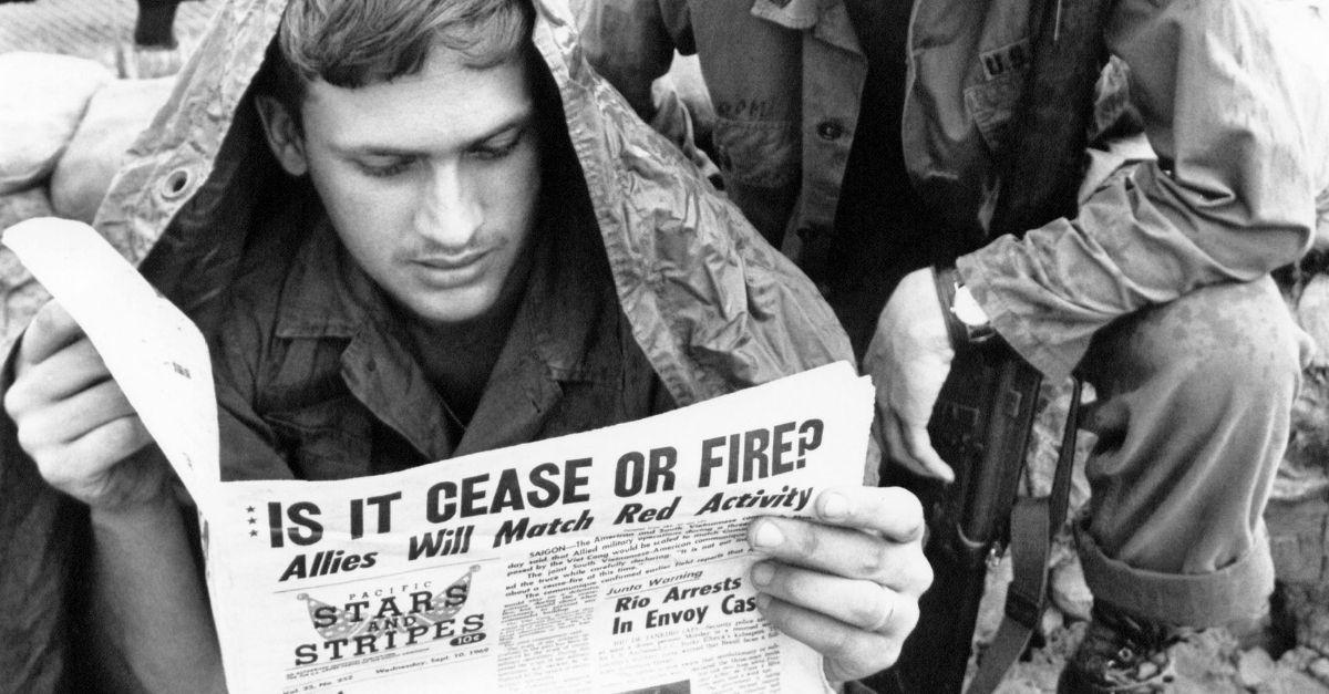 Pentagon Orders Shutdown of Stars and Stripes Newspaper