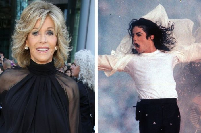 Jane Fonda Reveals She Once Skinny Dipped With Michael Jackson