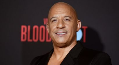 Vin Diesel Debuts New Song, Because He Probably Has Nothing Better To Do