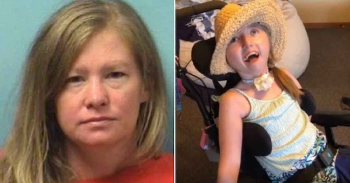 Mom Arrested For Killing 13-Year-Old Daughter With Disabilities by Turning Off Her Oxygen Alarm