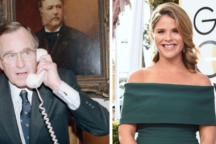 Jenna Bush Hager Reveals The Last Words George H.W. Bush Told Sister Barbara