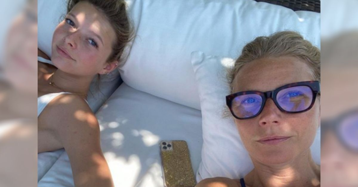 Gwyneth Paltrow Poses in Her 'Birthday Suit' For Her 48th Birthday