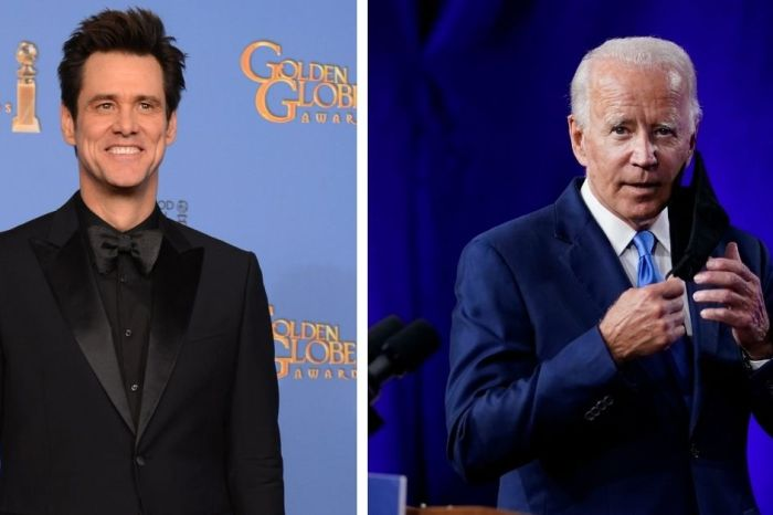 Jim Carrey Set to Play Joe Biden on 'Saturday Night Live'