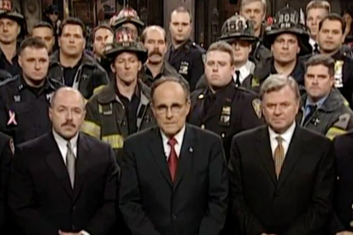 Saturday Night Live's First Show Opening After 9/11 Still Gives Us Goosebumps
