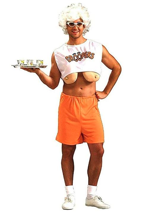 Forum Droopers Costume
