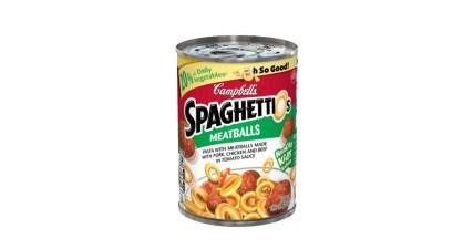 Spaghetti-Os Donation