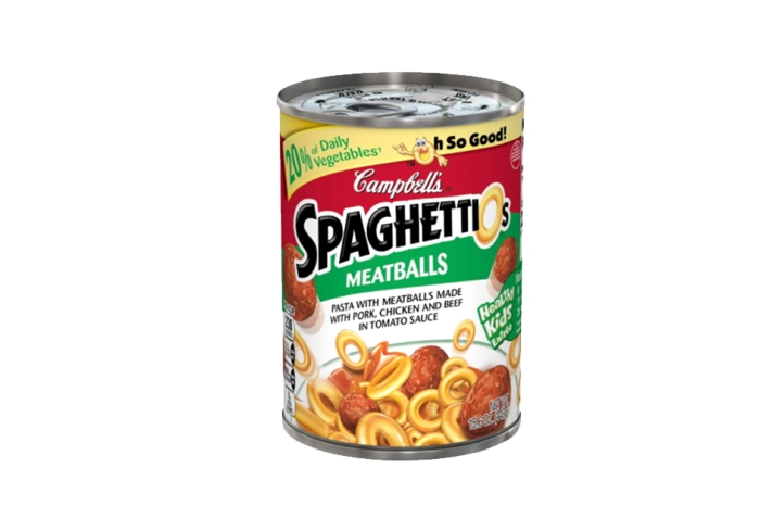 Community Collects 400 Cans of Spaghetti-Os For Autistic Child Who Won't Eat Anything Else