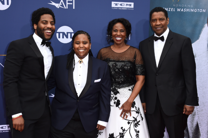 Denzel Washington and His Wife Declared Their Love on the 'Oprah Winfrey Show'