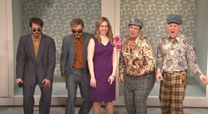 Wild and Crazy Guys SNL