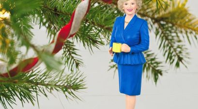 rose nylund hallmark ornament