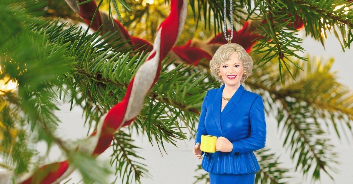 talking GG Ornament