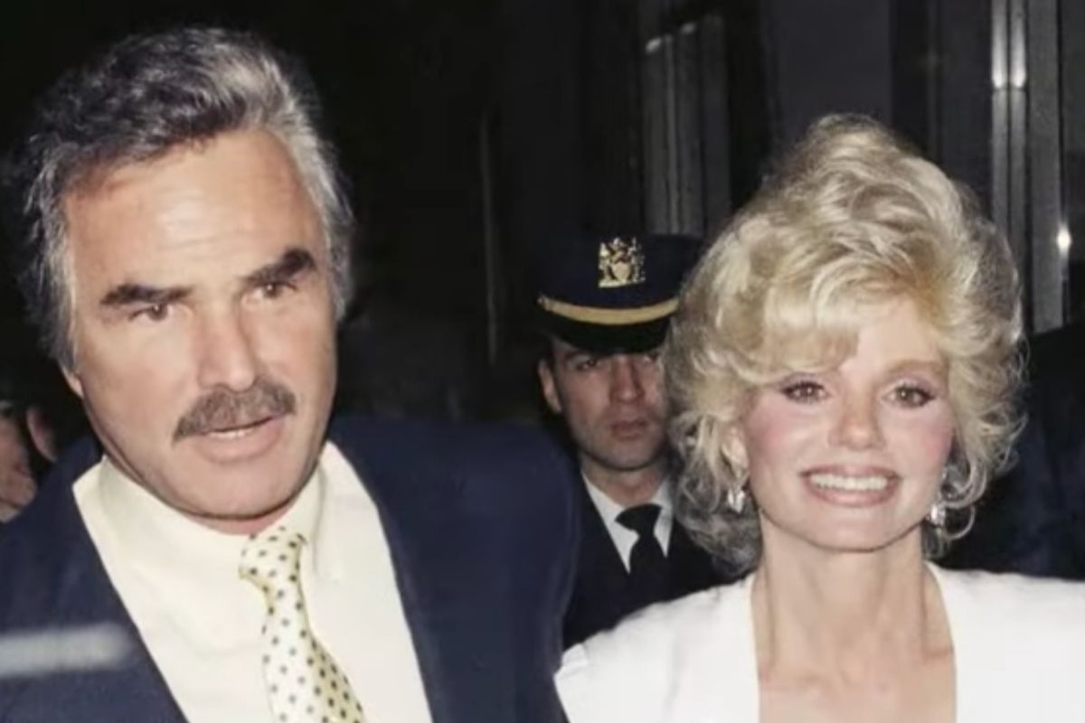 Burt Reynolds Allegedly Physically Abused Ex-Wife Loni Anderson