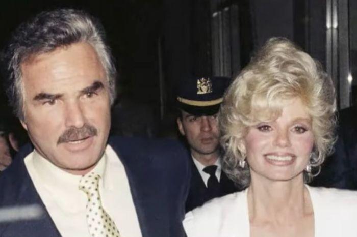 Burt Reynolds Allegedly Physically Abused Ex-Wife Loni Anderson