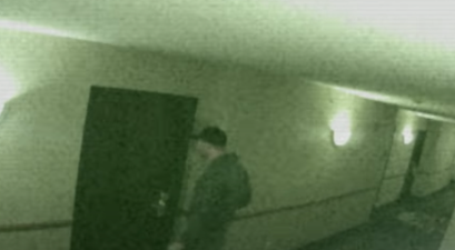 Haunted Hotel Ghost Footage