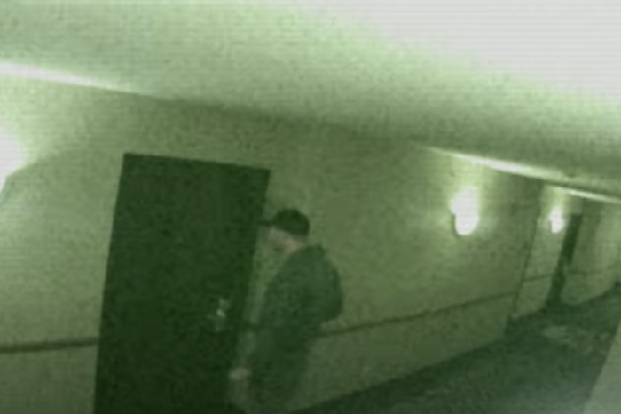 Chilling Hotel Ghost Footage from 2003 Remains Unsolved to This Day