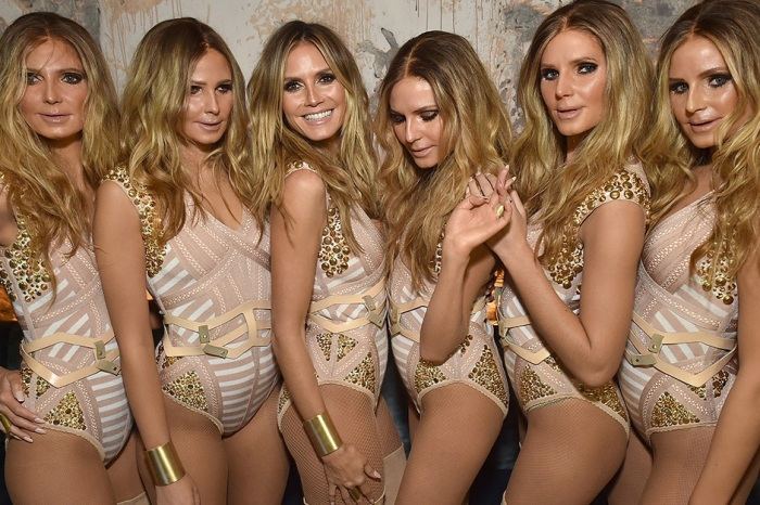 Supermodel Heidi Klum's Halloween Costumes Get More Insane Every Year