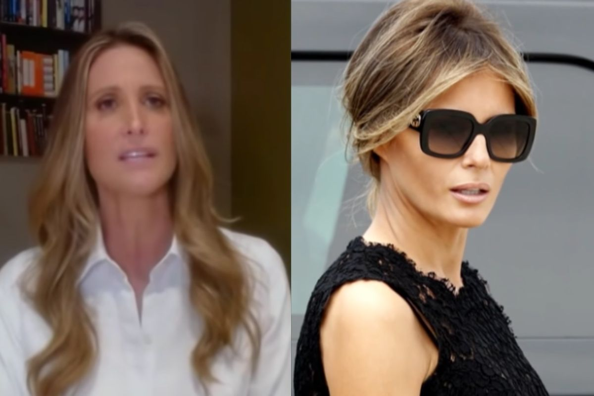 Melania Trump's Former Adviser Sued for Violating NDA in Her New Book