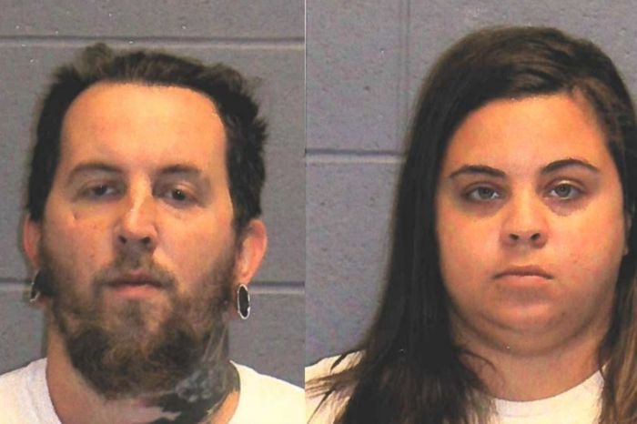 Couple Arrested for Forcing Son to Kneel on Tacks and Drink Hot Sauce Until He Vomited