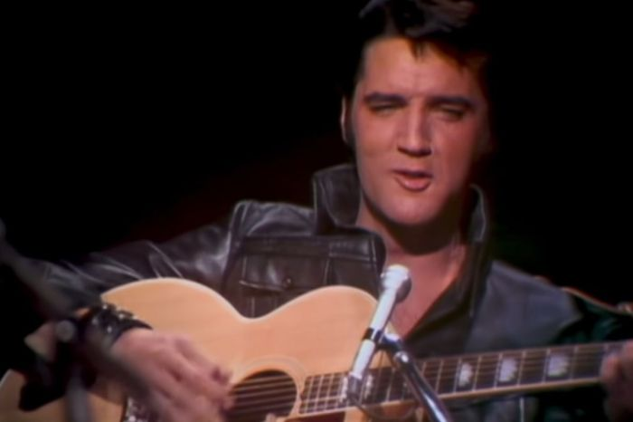 Inside Elvis Presley's Iconic 1968 Comeback Special