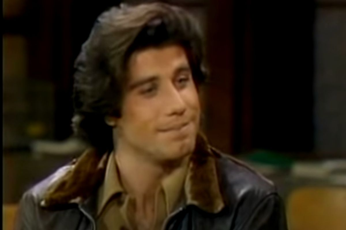 John Travolta's Mom Didn't Want Him to Play Vinnie Barbarino in 'Welcome Back, Kotter'