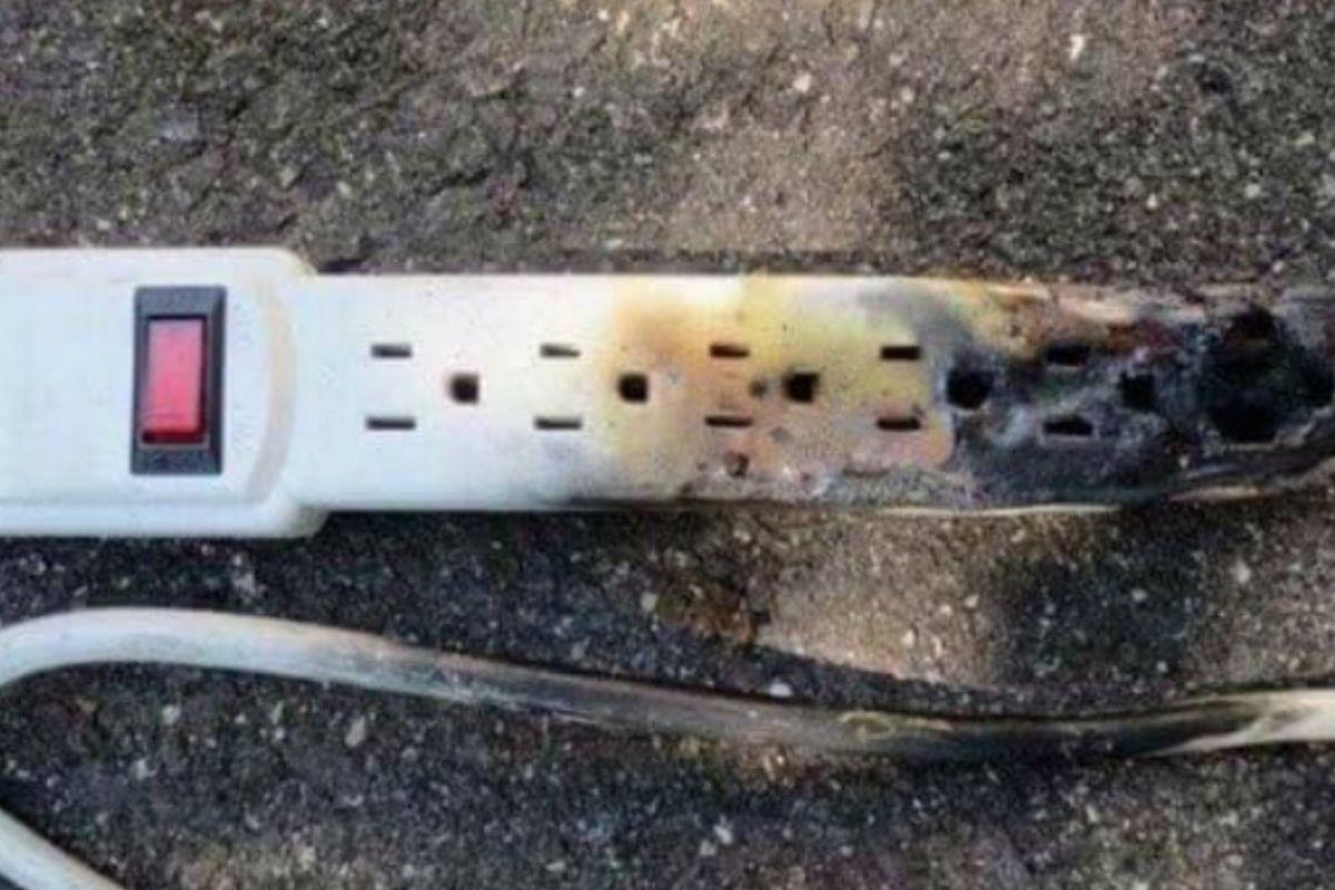 Never Plug a Space Heater into a Power Strip