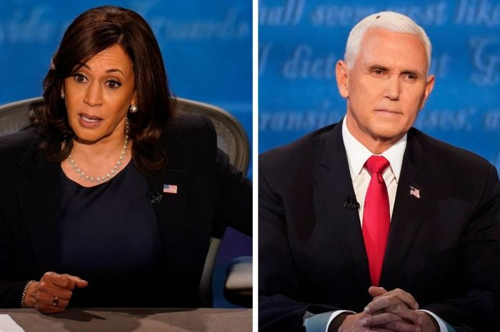 Takeaways From the VP Debate Between Mike Pence and Kamala Harris