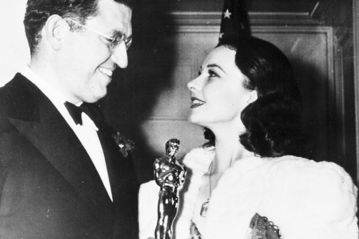 Vivien Leigh Beat 1,400 Actresses to Play Scarlett O'Hara in 'Gone With The Wind'
