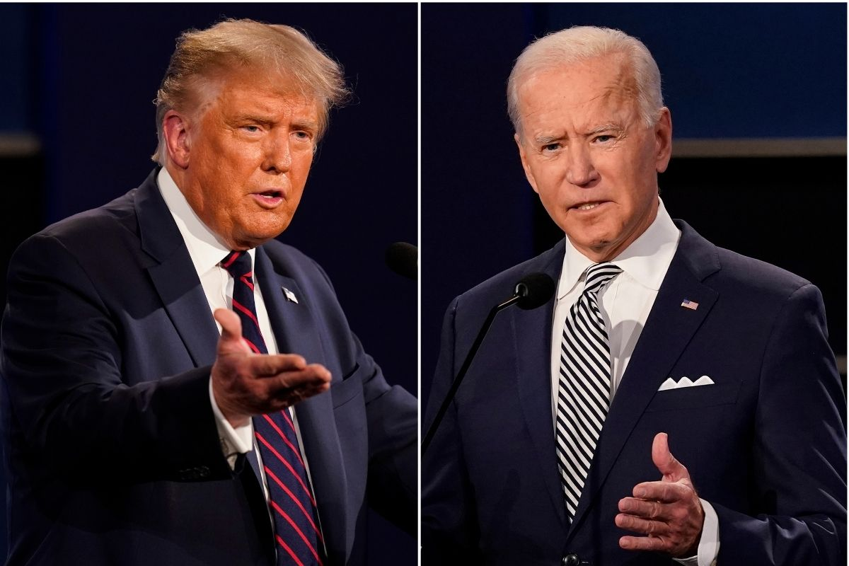 President Trump Refuses to Participate in Virtual Presidential Debate