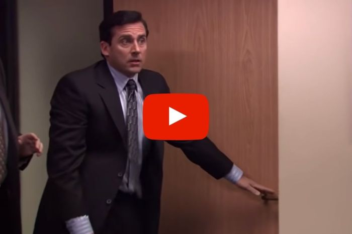 The Fire Drill Opening Scene from 'The Office' is a 21st Century TV Classic