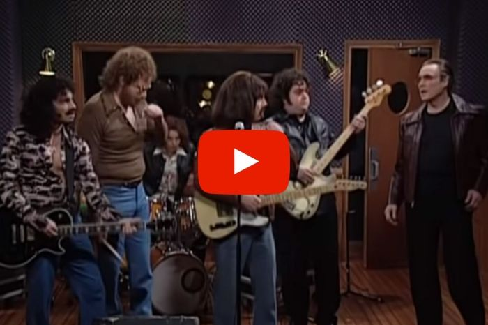 SNL's 'More Cowbell' Sketch With Will Ferrell 'Ruined' Christopher Walken's Life