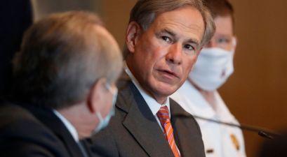 Greg Abbott Named Best Governor in the Nation