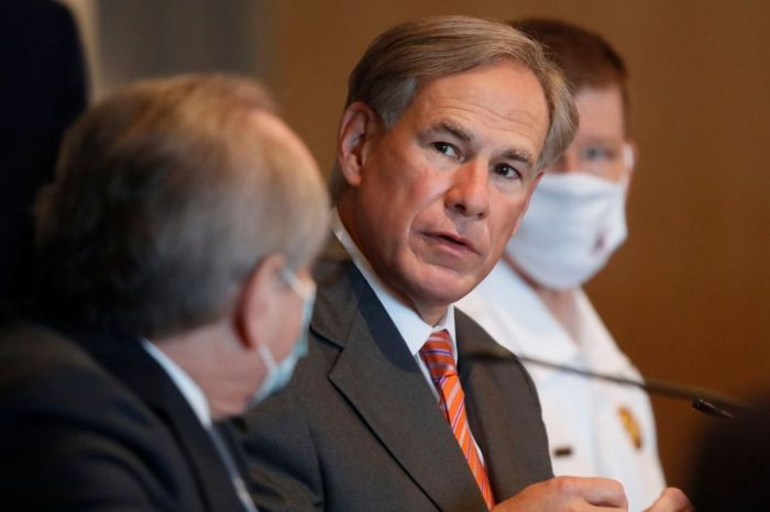 Greg Abbott Named Best Governor in the Nation