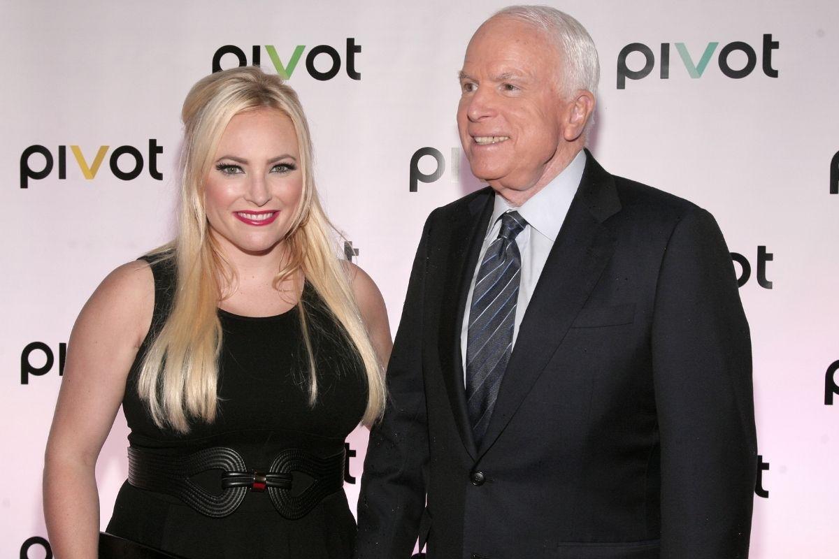 Meet Meghan McCain's Family