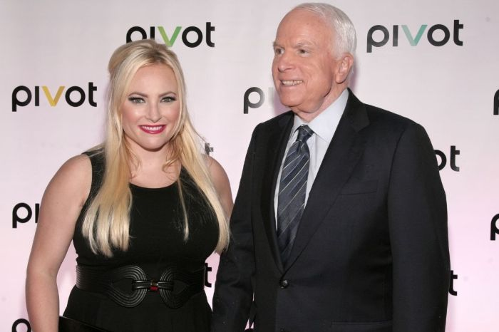 Meet Meghan McCain's Family