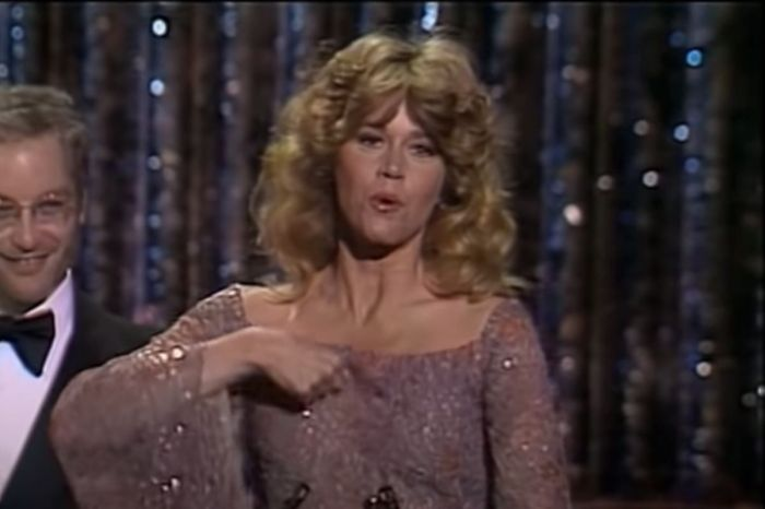 Jane Fonda Used Sign Language to Accept Her Award For Best Actress in 1979
